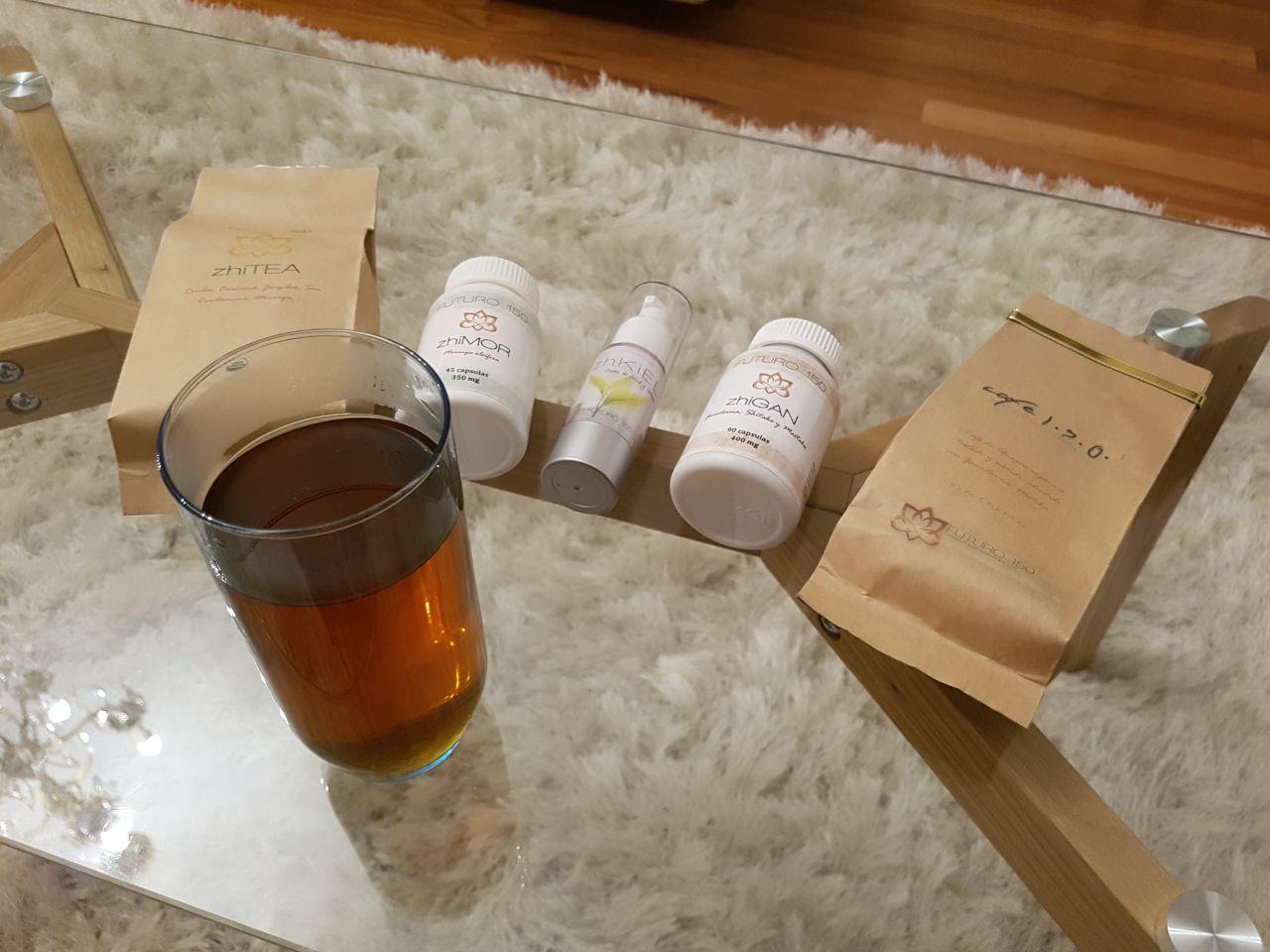 Basados en hierbas, orgánicos, desde crema para la piel y cápsulas hasta café y té.