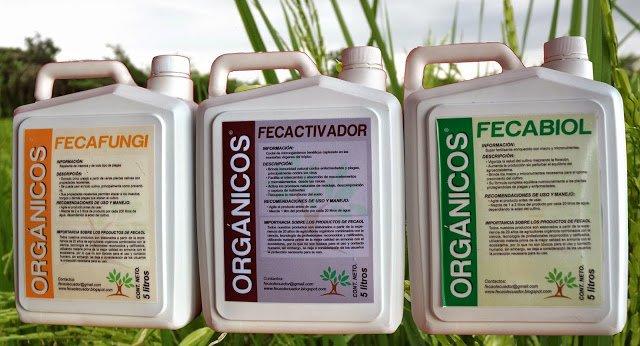Manejo y dosificación de insumos agricolas