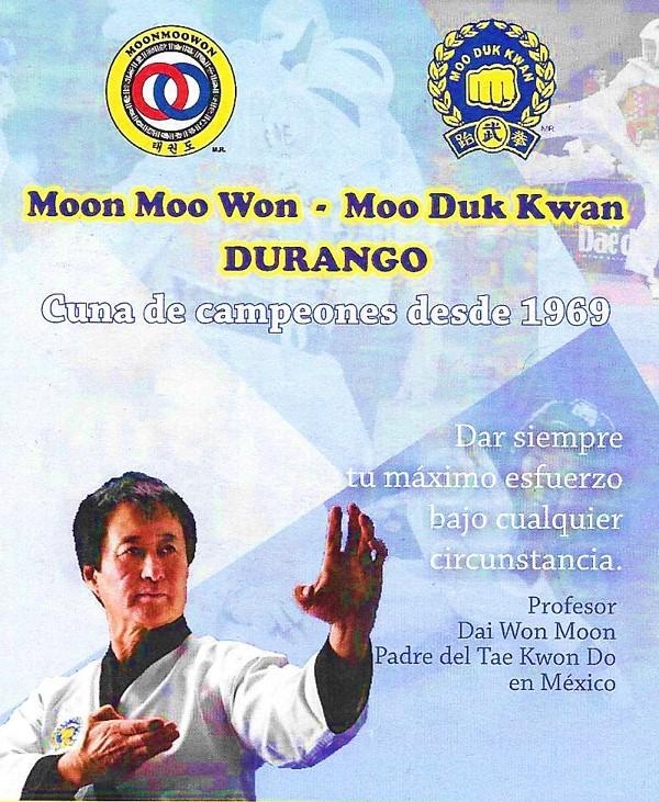 Padre del Tae Kwon Do en México